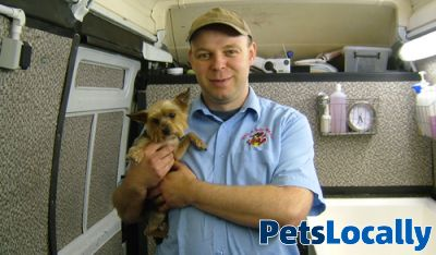Mobile Dog Grooming Dunfermline